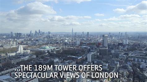 Secrets of the BT Tower: View from the top