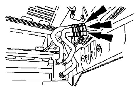 dual coolant valve lincoln ls 1999 chevrolet truck s10 p u 4wd 4 3l fi ohv 6cyl repair