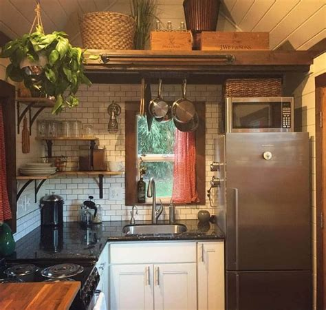 inside tiny houses 17 best ideas about tiny house kitchens on