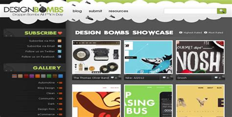 10 best web design galleries for your design inspiration
