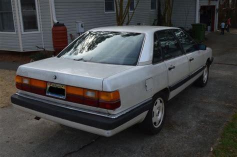 manual cars for sale 1987 audi 5000cs windshield wipe control 1987 audi 5000 cs turbo quattro for sale audi 5000 quattro 1987 for sale in huntsville