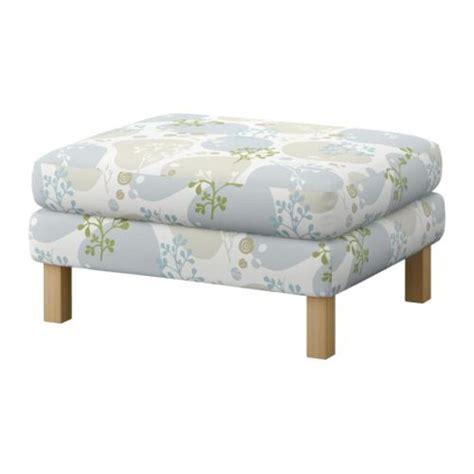 ikea ottoman cover ikea karlstad footstool ottoman slipcover cover gronvik
