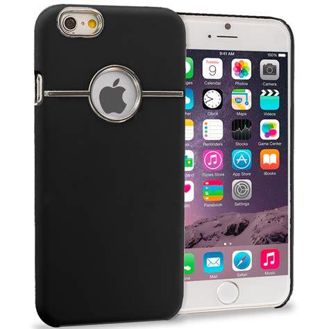 Soft Iphone 7 Plus Casing List Chrome Elegantt for apple iphone 6s 4 7 deluxe chrome rear slim cover accessory ebay