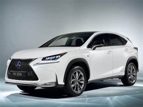 auto nuove lexus nx hybrid concessionaria ufficiale lexus