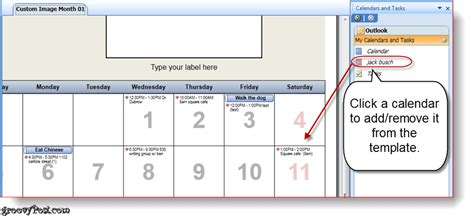 print outlook calendar year planner how to print overlain calendars in outlook with calendar