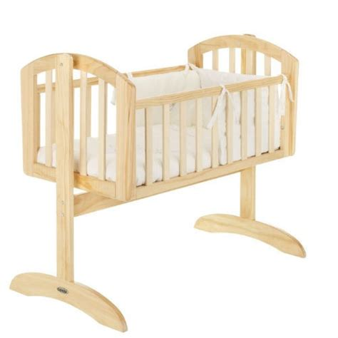swinging cribs buy obaby sophie swinging crib country pine