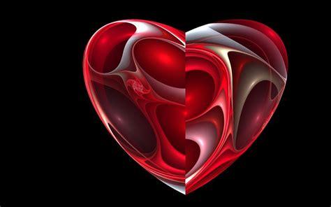 imagenes en 3d de corazones coraz 243 n 3d abstracto 1280x800 fondos de pantalla y