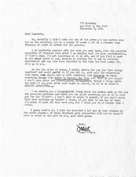 Ipcc Permission Letter Nov 2014 Lunch Poem Letters