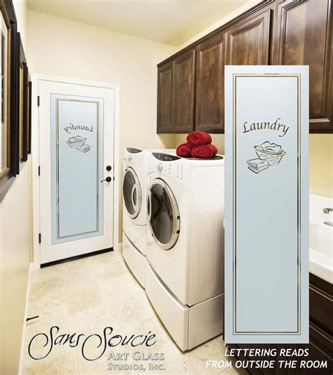 glass doors in laundry room frosted glass laundry room doors sans soucie glass