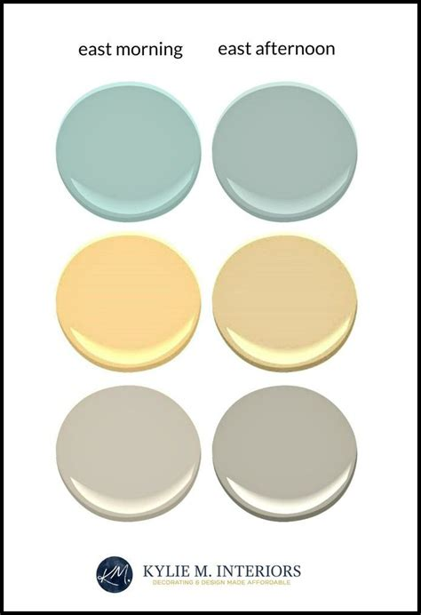 the best paint colours for east facing rooms design