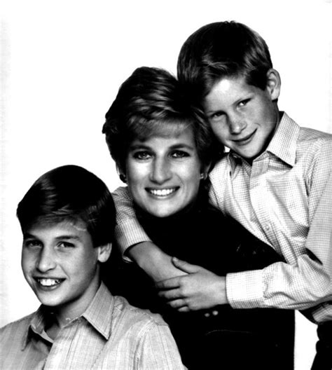 princess diana sons diana and her sons princess diana photo 21947396 fanpop