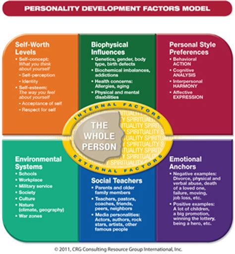 Career Personality Factor Questionniere Mba by Personal Development Professional Development Career