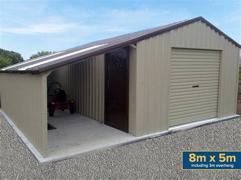 Garage Galway by Steel Sheds And Garages Ireland Galway Limerick Steel