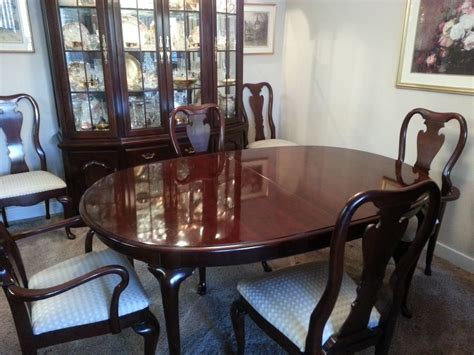 thomasville dining room sets thomasville formal dining set ebay