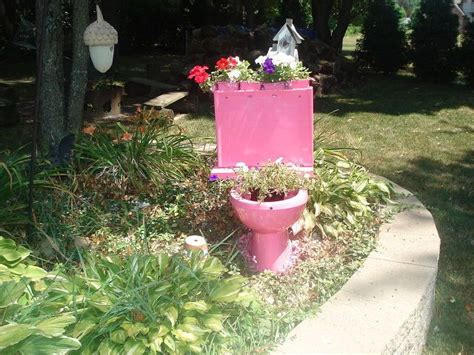 Toilet Flower Planter by 10 Best Images About Toilet Planter On Gardens