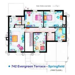 Simpsons Floor Plan by American Dad House Sims 3 Floor Plan Trend Home Design