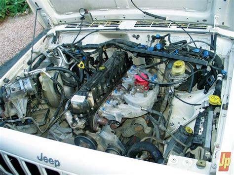 Jeep Xj Engine Jeep Xj V8 Startup