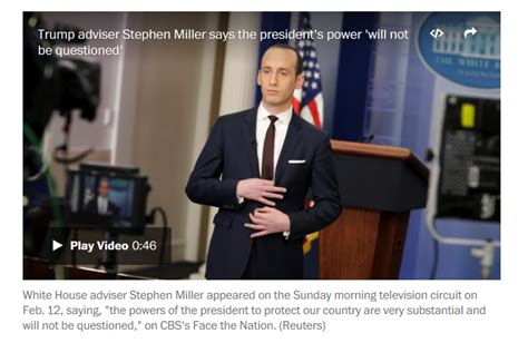 stephen miller kavanaugh yes trump s aide really did throw quot white power quot sign