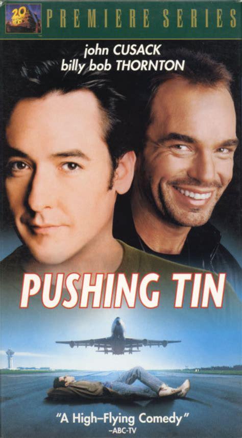 pushing tin pushing tin vhs island