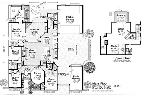 Fillmore Plans by Fillmore Design Floor Plans Gurus Floor