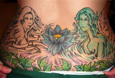 flower lower back tattoo designs 91 fabulous flowers tattoos on lower back