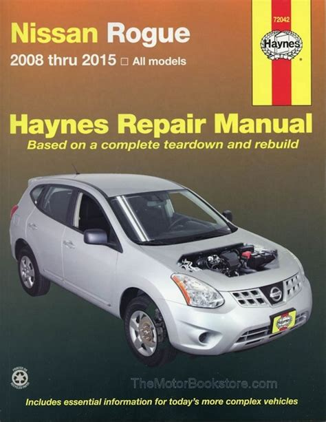 service manual hayes car manuals 2012 nissan rogue auto manual nissan rogue manual nissan rogue repair manual 2008 2015 by haynes the motor bookstore