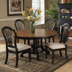 Round Dining Tables And Chairs » Home Design 2017