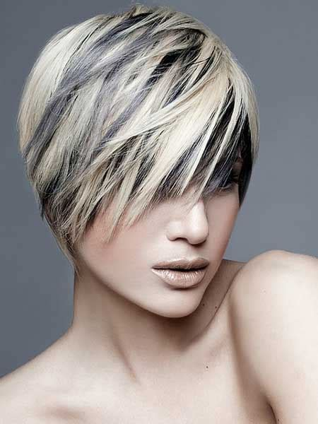 hair color combinations to color and highlight for women over 50 20 stylish colors for short hair pretty designs