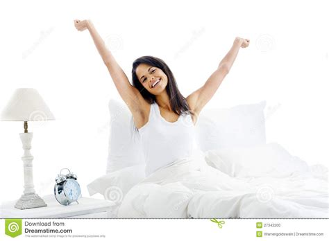 photoshop digital imaging waking from a dream waking up woman stock photo image of awake isolated