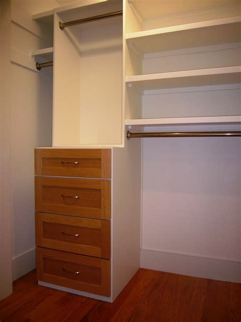 Custom Built Closets Made Custom Built In Closet By Blair Woodworks