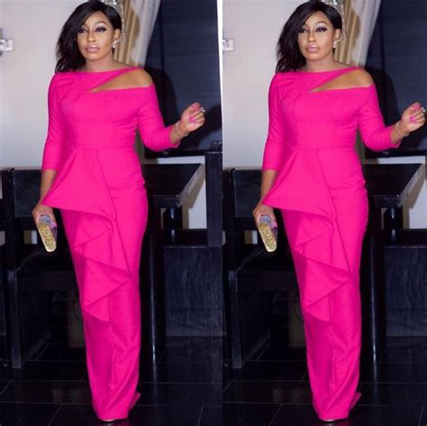 Promo Dominic Dress dominic stuns in pink naijaplayhiphop