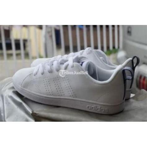 sepatu adidas neo advantege original warna putih size 36