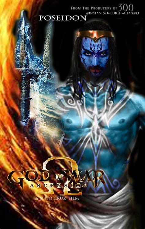 film bagus 21 god of war god of war movie concept digital fan art poseidon by