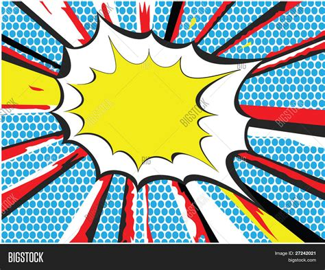 Explosions Clipart Powerpoint Pencil And In Color Explosions Clipart Powerpoint Comic Powerpoint Template