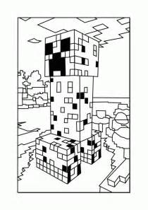 minecraft printable coloring pages printable minecraft coloring pages coloring home