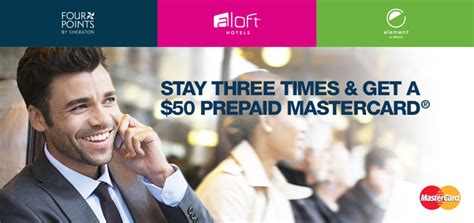 spg aloft element four points 50 gift card after three stays july 15 november - Aloft Gift Card