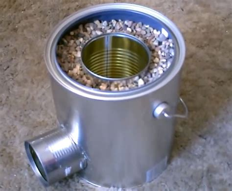 Stoves How To Make A Rocket Stove