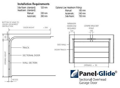 Overhead Door Specifications Garage Door Specs Garage Door Specifications 1 3 4 Quot Garage Door Torsion Cones Fittings