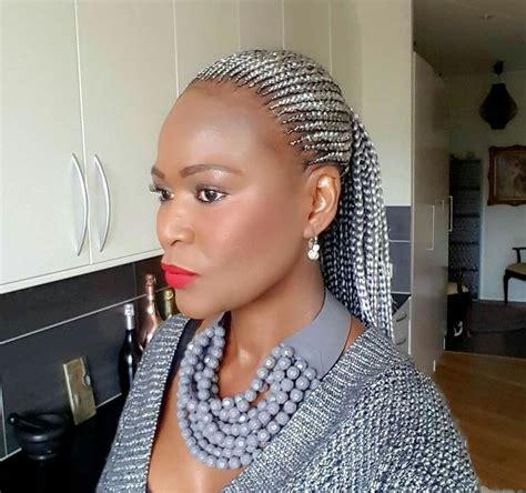 simple elegant cornrows african american braided ponytail black women and cornrow