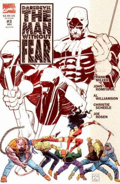 daredevil the man without 0785134794 daredevil the man without fear 2 issue