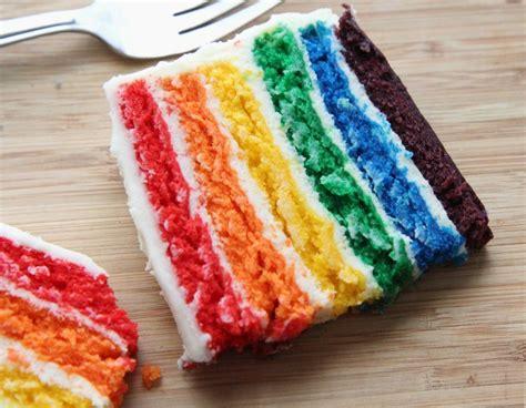 layered rainbow image gallery rainbow cake