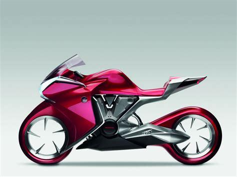 Honda V4 by Honda V4 Concept Model