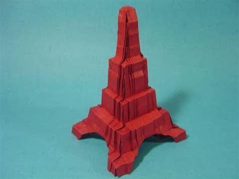 Robin Glynn Origami - origami eiffel tower robin glynn
