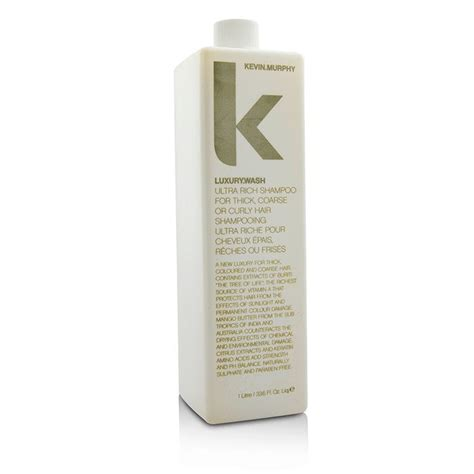 hair thickening products for curly hair kevin murphy luxury wash ultra rich shoo for thick