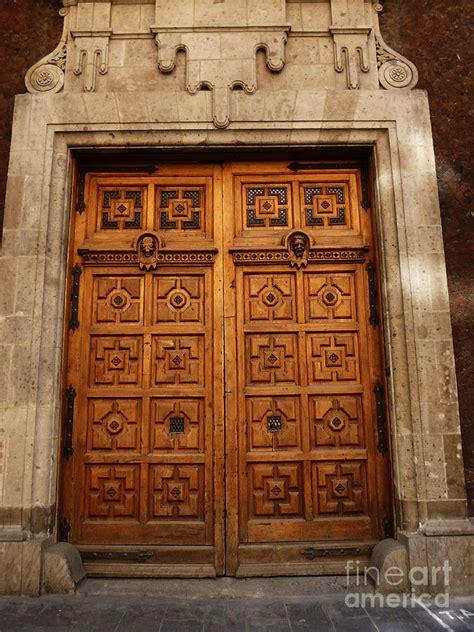 Mexican Door by Mexican Door 10 Photograph By Xueling Zou
