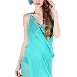 bath towel dress wrap solid color summer bath towel dress