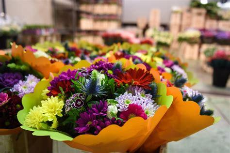 mercato fiori mercato dei fiori fiori idea immagine