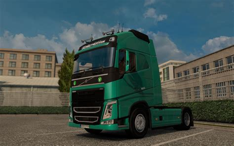 rel volvo fhfh  reworked updated  scs software