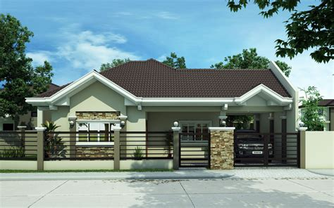 floor plan of bungalow house in philippines pinoy house plans series 2015014 pinoy house plans