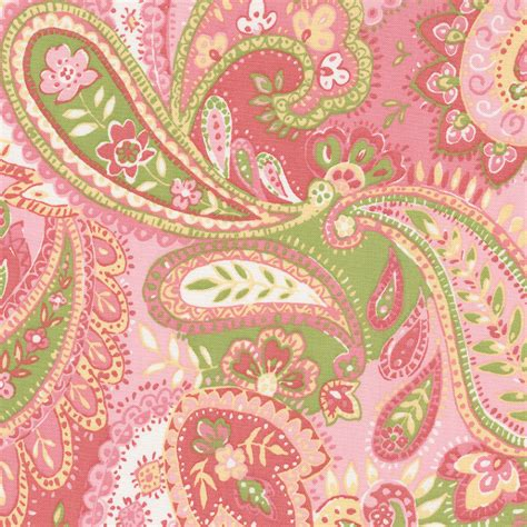 pattern fabric pink pink paisley fabric by the yard paisley fabric carousel